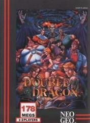 Double Dragon Neo Geo AES Prices