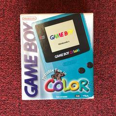 Box | Game Boy Color Teal GameBoy Color