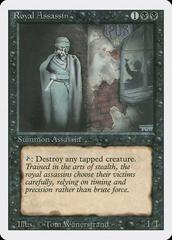 Royal Assassin Magic Revised Prices