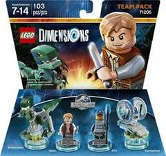 Jurassic World [Team Pack] Lego Dimensions Prices