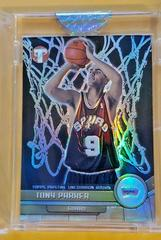 Tony Parker [Refractor] Basketball Cards 2001 Topps Pristine Prices
