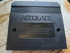 Cartridge (Reverse) | Brett Hull Hockey 95 Sega Genesis