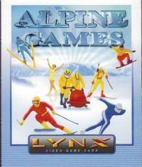 Alpine Games [Homebrew] Atari Lynx Prices