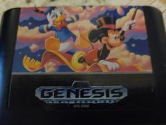 Cartridge (Front) | World of Illusion Sega Genesis
