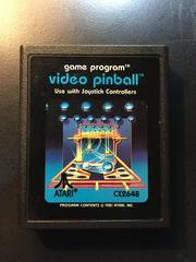 Cartridge | Video Pinball Atari 2600
