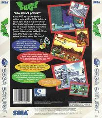 Bug! - Back | Bug Sega Saturn