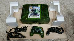 Packaging Contents | Xbox System [Green Halo Edition] Xbox