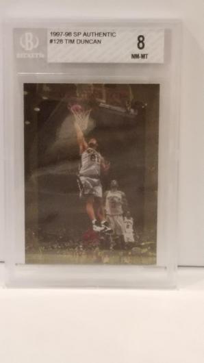 Tim Duncan #128 photo