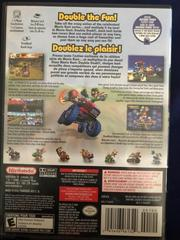 Back Of Case | Mario Kart Double Dash Gamecube