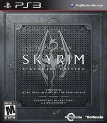 Elder Scrolls V: Skyrim Legendary Edition Playstation 3 Prices