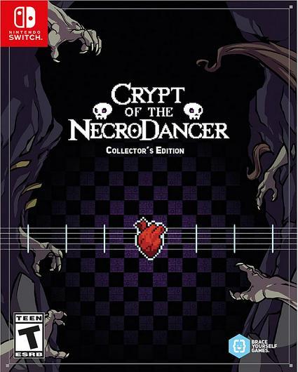 Crypt of the NecroDancer [Collector's Edition] Cover Art