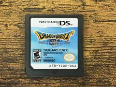 Cartridge Front | Dragon Quest IX: Sentinels of the Starry Skies Nintendo DS