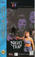 Night Trap Rerelease - Manual | Night Trap Sega CD