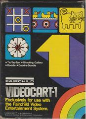 Videocart 1 Fairchild Channel F Prices