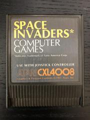 Space Invaders Atari 400 Prices