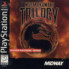 Mortal Kombat Trilogy Playstation Prices