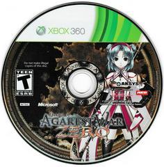 Game Disc | Record of Agarest War Zero Xbox 360