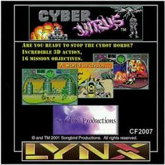 Cyber Virus [Homebrew] Atari Lynx Prices