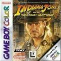 Indiana Jones Infernal Machine | PAL GameBoy Color