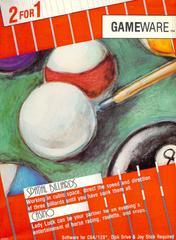 2 for 1 : Spatial Billiards & Casino Commodore 64 Prices