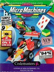 Micro Machines PAL Sega Game Gear Prices