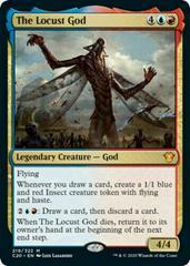 The Locust God Magic Commander 2020 Prices