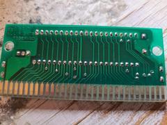 Circuit Board (Reverse)   Desert Strike Return to the Gulf Sega Genesis