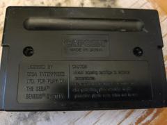 Cartridge (Reverse) | The Punisher Sega Genesis