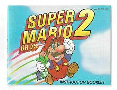 Instruction Booklet | Super Mario Bros 2 NES