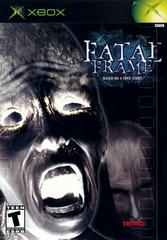Front Cover   Fatal Frame Xbox