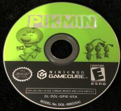 Disc | Pikmin Gamecube
