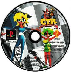 Game Disc | CTR Crash Team Racing Playstation