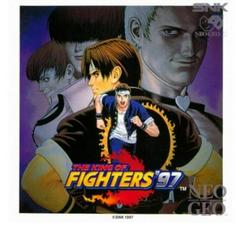 BOX ART | King of Fighters 97 Neo Geo CD