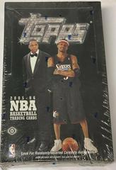 Hobby Box Basketball Cards 2005 Topps Prices