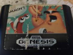 Cartridge (Front) | ToeJam and Earl Sega Genesis