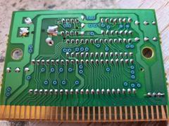 Circuit Board (Reverse) | Crusader of Centy Sega Genesis