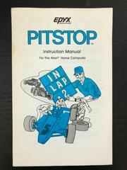 Manual | Pitstop Atari 400