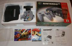N64 System As It Comes In Box. | Nintendo 64 System Nintendo 64