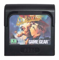 Ax Battler A Legend Of Golden Axe - Cartridge | Ax Battler a Legend of Golden Axe Sega Game Gear