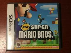 Front Cover | New Super Mario Bros Nintendo DS