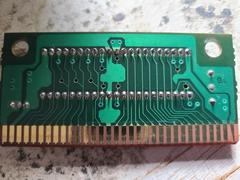 Circuit Board (Reverse) | X-Men Sega Genesis