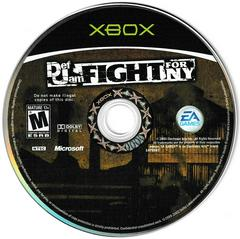 Game Disc | Def Jam Fight for NY Xbox