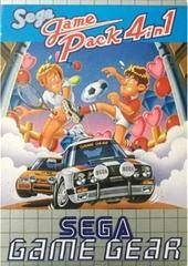 Sega Game Pack 4 in 1 PAL Sega Game Gear Prices