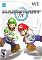 Front Cover | Mario Kart Wii Wii
