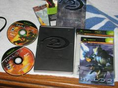 Halo 2 LCE Contents | Halo 2 [Collector's Edition] Xbox