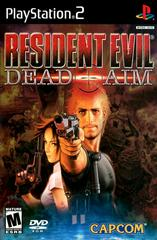 Front Cover | Resident Evil Dead Aim Playstation 2