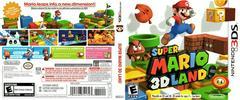 Artwork - Back, Front | Super Mario 3D Land Nintendo 3DS