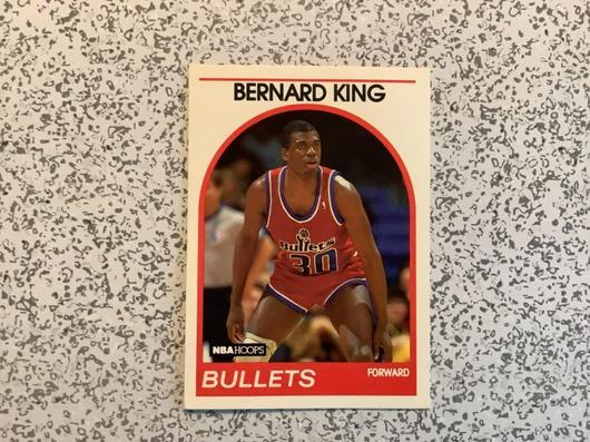 Bernard King #240 photo