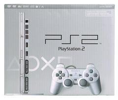Box Art | Silver Slim Playstation 2 System Playstation 2