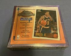 Hobby Box Basketball Cards 1996 Topps Chrome Prices